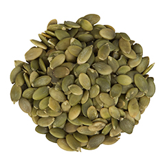 an image of our natural pepitas seeds