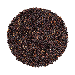 an image of our natural quinoa seeds